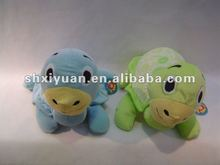 Plush big eye turtle toy (YH10515)