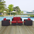 2017 Trade Assurance New Design outdoor relaxing casual latest design sofa set