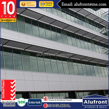 best price exterior wall cladding Alucobond aluminum composite panel curtain wall