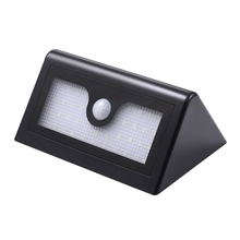 Solar power supply outdoor light wireless led wall lamp