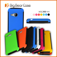 2014 wholesale factory price good quality phone case for Htc m8mini