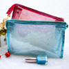 2015 hot transparent make-up bag fashion accessories package