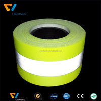 hot sale 3m 8910 fluorescent green reflective tape for clothes