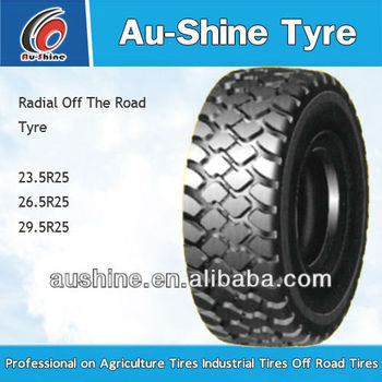 Excellent 26 5R25 radial OTR Tyre