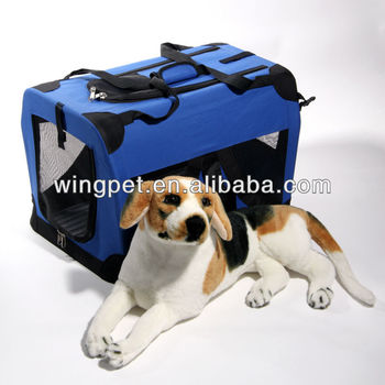 transport and travel dog carrier