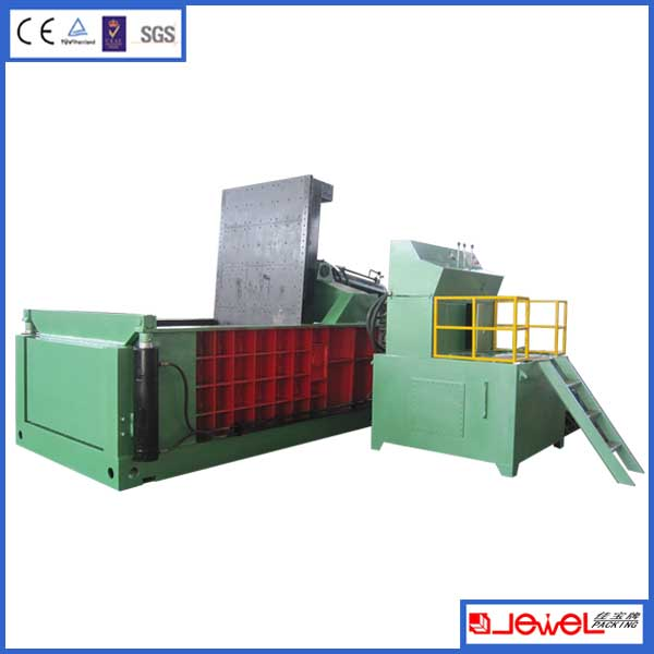 Hot product!Factory Direct Sale JPY81 Series hydraulic baler for bale non-ferrous scrap metal