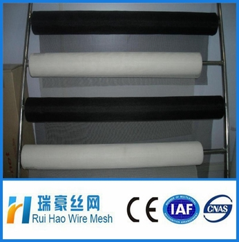Roll Up Fly Screen For Window Fiberglass Window Screen