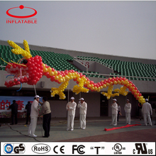 inflatable decoration product, custom made inflatable balloon dragon