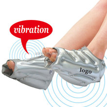 Japan Air Vibrating Inflation Pressure Assisted Battery Type Electric Foot Massager