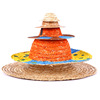 latest high quality wholesale mini straw hats