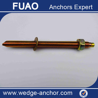 chemical anchor / wenzhou factory / screw size m6 / bolts m24 8.8