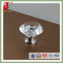 2015 Hot Sell Delicate Multicolor Decorative Diamond Crystal Drawer Knob