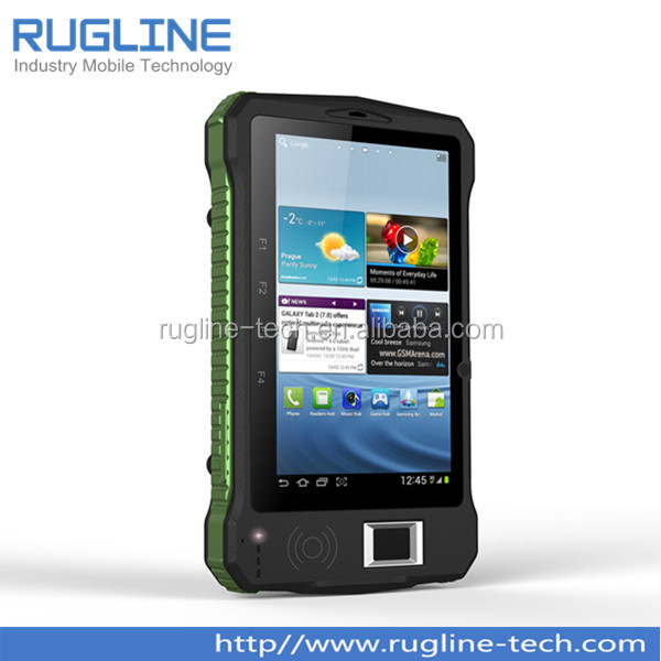 Android 4.0.4 mobile computer Portable Laser Handheld Barcode Data Collector (RT720)