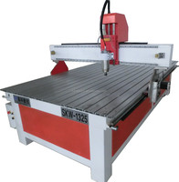 wood cnc engraving cutting machine SKW-1325/3D MDF door board PVC/3KW spindle/wood cnc router lathe carving machine for sale