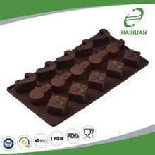 Latest style factory directly unique chocolate molds