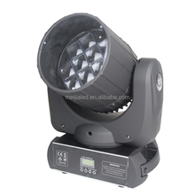 12pcs 10W 4 in 1 sharpy beam led moving head multi color led stage light