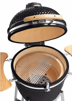 HIGH END AUPLEX Kamado Ceramic Charcoal barbecue Bbq Grill gas grill