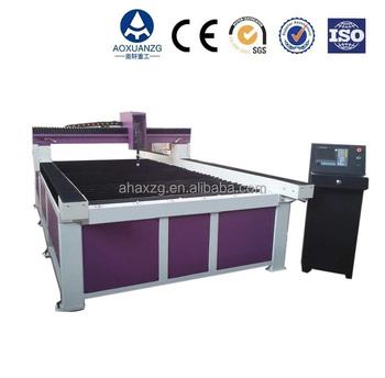 220V/380V 50HZ sheet metal plates cnc plasma cutter/ plasma cutting machine for stainless steel