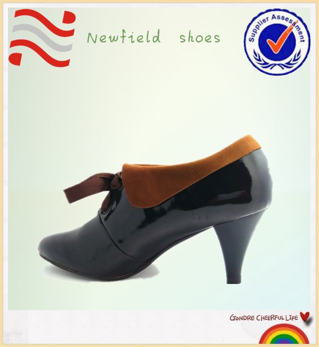 Footwear women high heel shoes fashionable ladies made in china