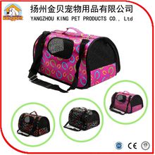 Factory direct sale portable durable pet bag carrier for dog transport