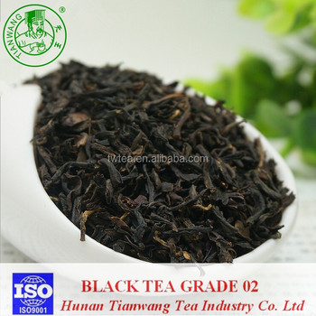 2016 new harvested Chinese black tea No.2