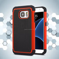 High quality flip mobile phone shockproof case for samsung galaxy s7