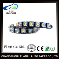auto super bright flexible daytime running light DRL led work light