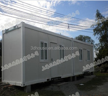 low cost prefabricated house prefab 20ft container house