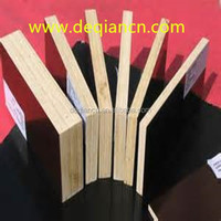 Red film faced plywood Marine grade plywood factory