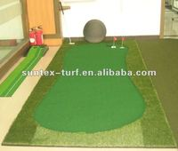 Suntex's DIY portable mini golf models