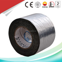 self-adhesive aluminum bitumen adhesive UV protection tape