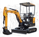 SY16C Factory price SANY mini Excavator SY16C