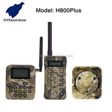 ultrasonic mp3 speaker hunting bird caller animal sound devices with remote and timer
