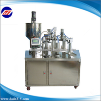 Ointment Semiauto Tubes Filling Sealing Machine