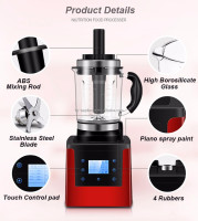 New design technology nutritional food processor