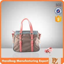 5337 OEM factory latest designer nylon tote bag, bag customize for woman