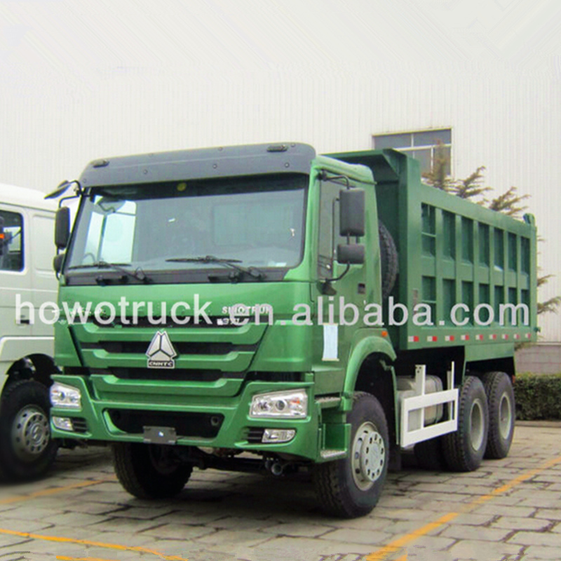 Sinotruk HOWO dump Truck 6x4 for sale 10-wheel ZZ3257M4641 competitive price