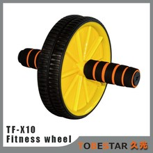 Fat Burning Abdominal Roller Exercises Wheel