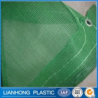 Agriculture Plastic Hdpe Shade Net / Sun Shade Netting High tensile resistance