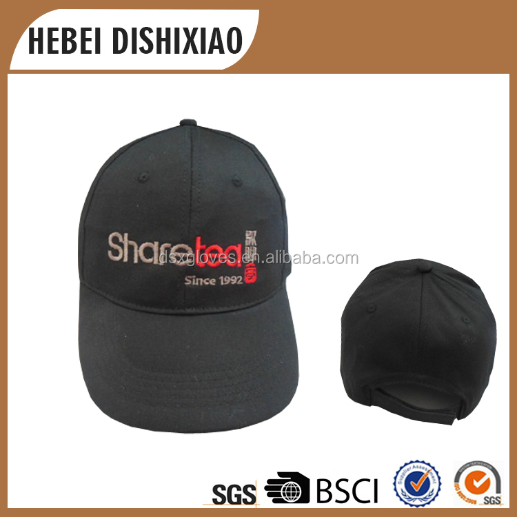 Best Quality Cotton China Baseball Team Caps Made In China