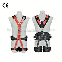 best selling items Polyester safety harness fall arrester for Roof Work