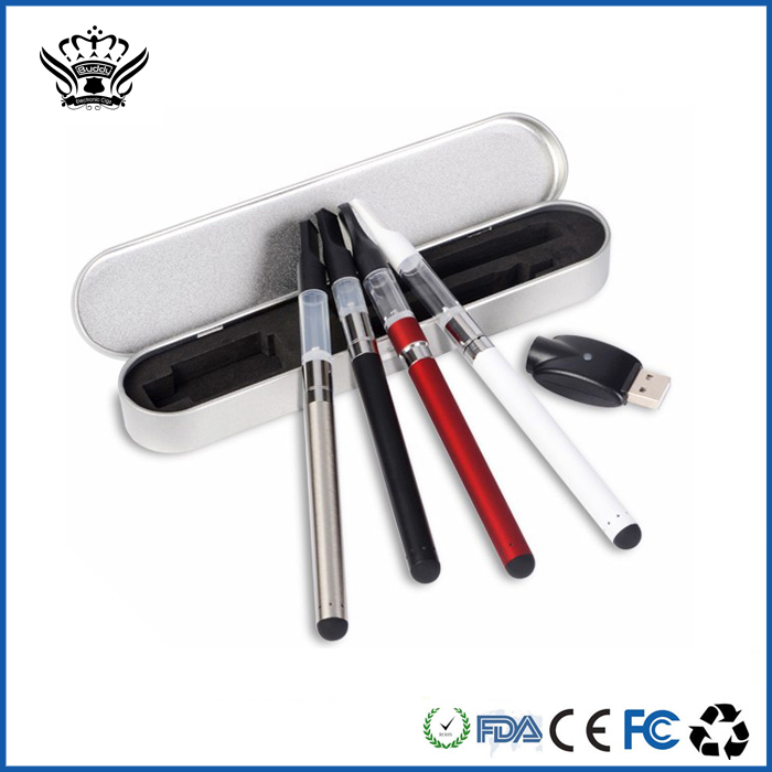 Drop shipping free OEM portable touch vape no flame e-cigarette cartridge with packaging options