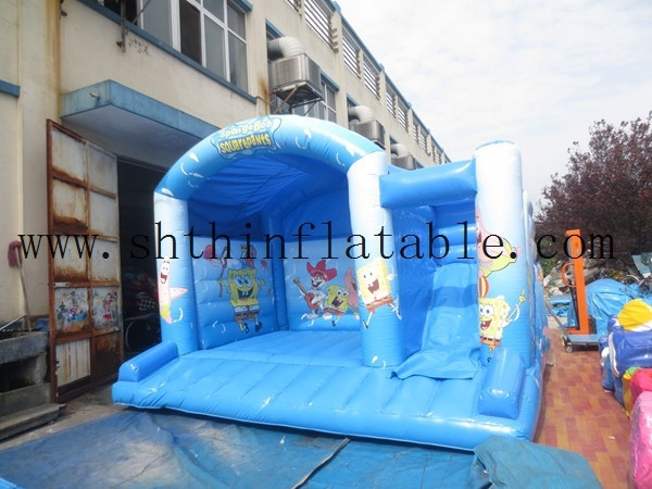 top quality inflatable body bouncer for kids and adults