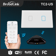 BroadLink intelligent home appliance room lights ac 110 240v low voltage 433/315mhz wireless digital light remote control switch