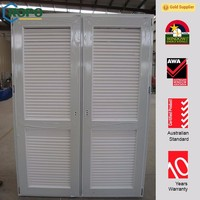 Hot selling cheap custom pvc jalousie window