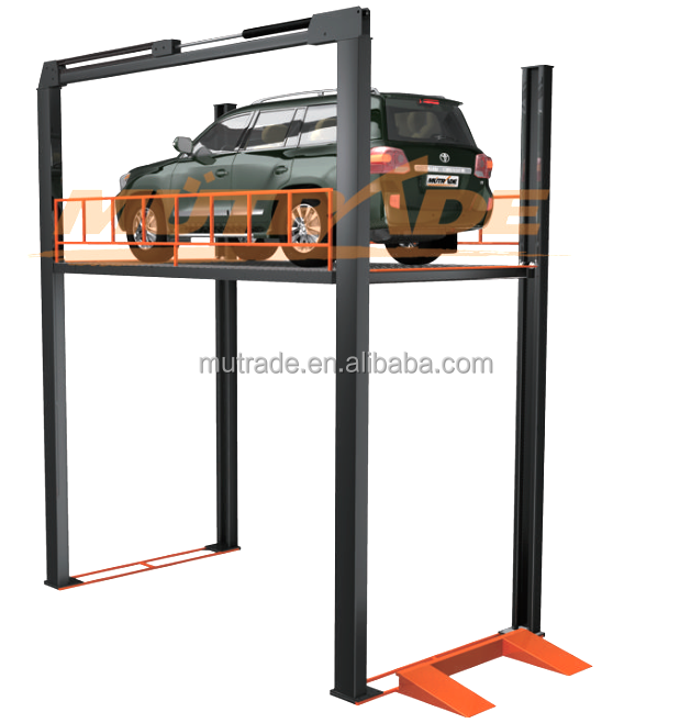 Four Post Hydraulic Lift For Car Wash Price Competitive