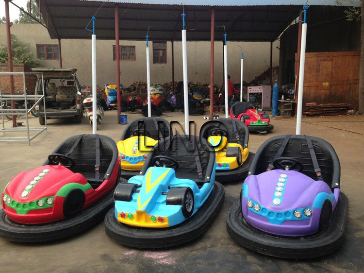 Hot Fun Children Game! LINO kids battery and electric bumper car for sale