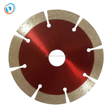 sintered segment diamond saw blade for marble granite concrete