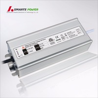 ul listed waterproof electronic ac/dc 100w 36v led driver