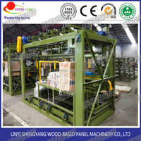combination woodworking machine/8ft and 4ft veneer composing machine